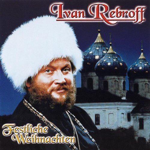 Ivan Rebroff - Festliche Weihnachten - Preis vom 19.10.2020 04:51:53 h