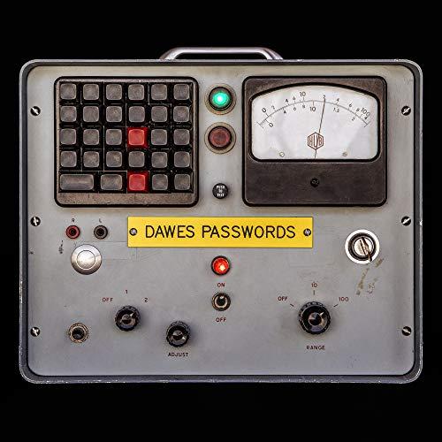 Dawes - Passwords - Preis vom 19.01.2021 06:03:31 h