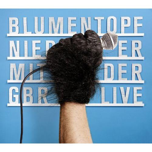 Blumentopf - Nieder mit der Gbr (Live) - Preis vom 04.12.2019 05:54:03 h
