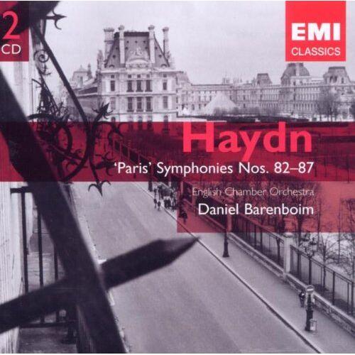 Barenboim - Sinfonien 82-87 - Preis vom 17.10.2019 05:09:48 h