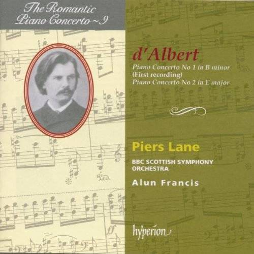 BBC Scottish Symphony Orchestra - Piano Concerto No 1 / Piano Concerto No 2 (The Romantic Piano Concerto - Vol. 9) - Preis vom 13.05.2021 04:51:36 h