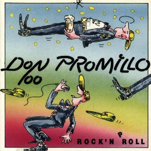 Don Promillo - Rock'N Proll - Preis vom 20.10.2020 04:55:35 h