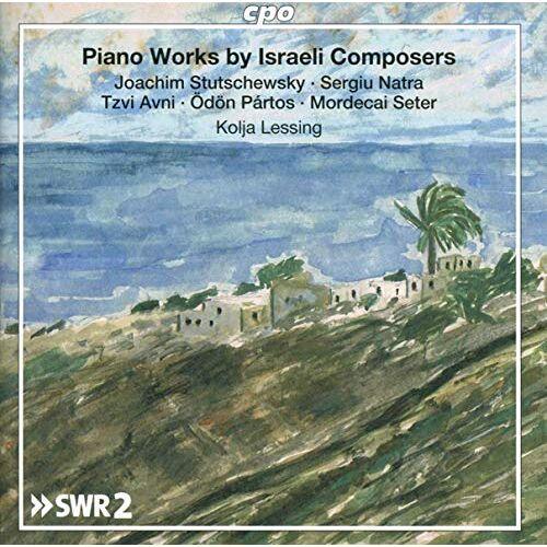 Kolja Lessing - Klaviermusik Israelischer Komponisten - Preis vom 11.05.2021 04:49:30 h