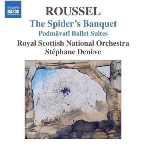 Deneve - Le Festin de l'Araignee (Das Festmahl der Spinne); Padmâvatî - Preis vom 09.05.2021 04:52:39 h