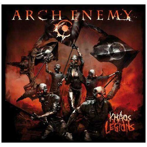 Arch Enemy - Khaos Legions - Preis vom 16.04.2021 04:54:32 h