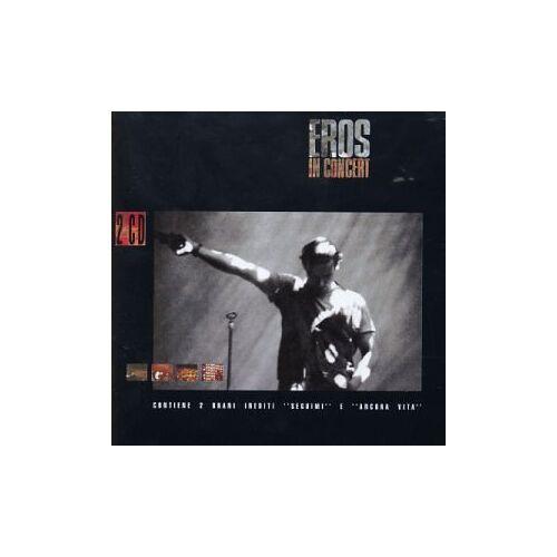 Eros Ramazzotti - Eros Ramazzotti Live - Preis vom 15.05.2021 04:43:31 h