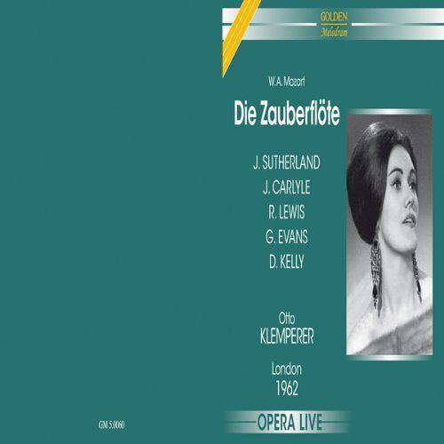 W.a. Mozart - Zauberfloete, die - Preis vom 25.02.2021 06:08:03 h