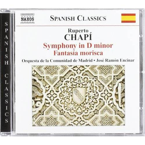 Encinar - Symphonie d-Moll/Fantasia Morisca - Preis vom 16.04.2021 04:54:32 h