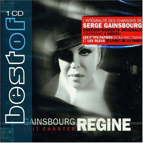 Regine - Gainsbourg Fait Chanter Regine - Preis vom 18.10.2020 04:52:00 h
