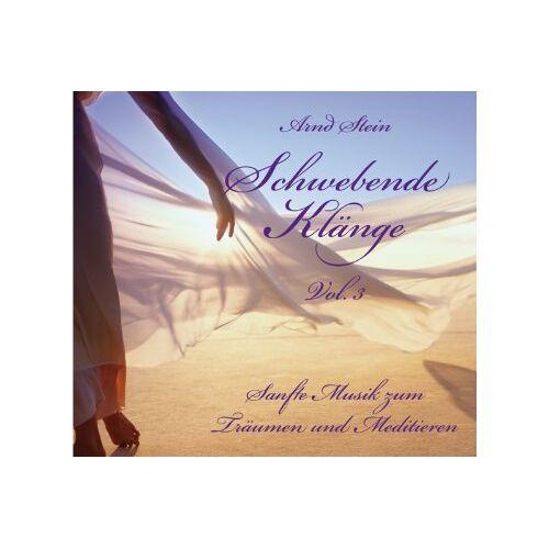 Arnd Stein - Schwebende Klänge Vol. 3 - Preis vom 22.04.2021 04:50:21 h