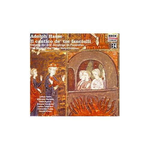 Kraus - Il Cantico de' Tre Fanciulli - Preis vom 13.05.2021 04:51:36 h