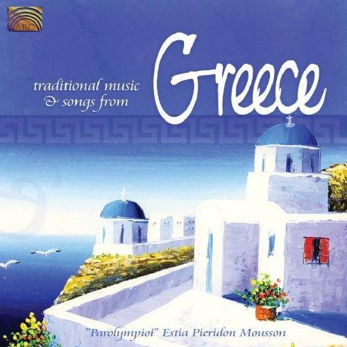 Paralympioi - Traditional Music & Songs from Greece - Preis vom 15.04.2021 04:51:42 h
