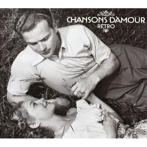 Les Plus Belles Chansons - Chansons D'amour Retro - Preis vom 08.04.2021 04:50:19 h