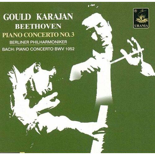 Glenn Gould - Piano Concerto No. 3/ Piano Concerto BWV 1052 - Preis vom 05.09.2020 04:49:05 h