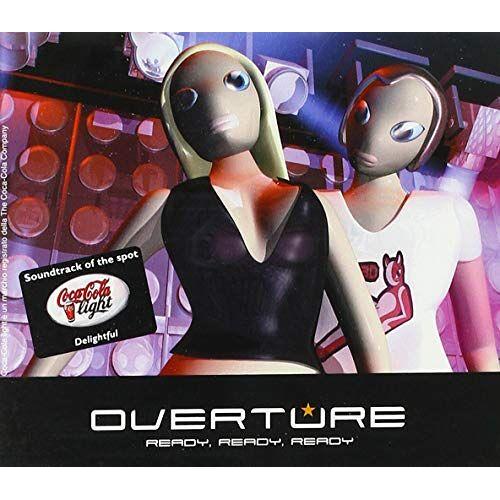 Overture - Ready, Ready, Ready - Preis vom 20.10.2020 04:55:35 h