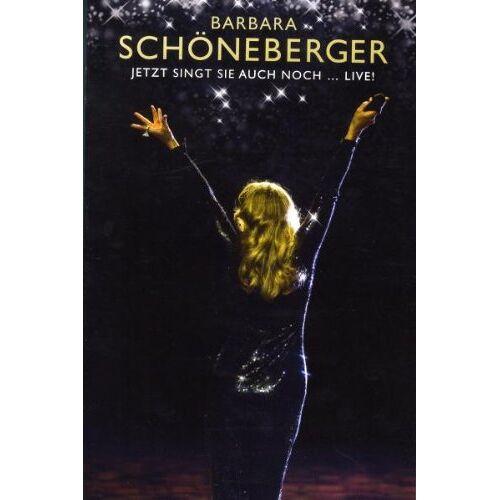 Barbara Schöneberger - Jetzt singt sie auch noch...Live! - Preis vom 20.10.2020 04:55:35 h