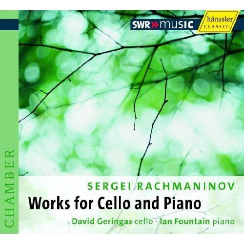 David Geringas - Werke für Cello und Klavier - Preis vom 11.05.2021 04:49:30 h