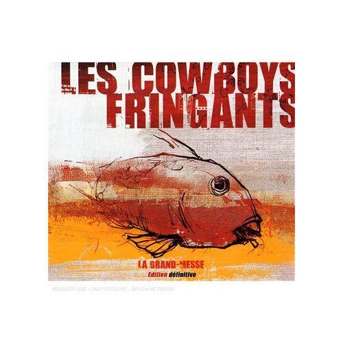 Les Cowboys Fringants - La Grande Messe - Preis vom 14.05.2021 04:51:20 h