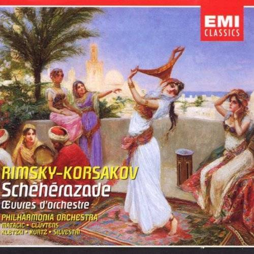 Lovro von Matacic - Scheherazade u.a. - Preis vom 06.03.2021 05:55:44 h
