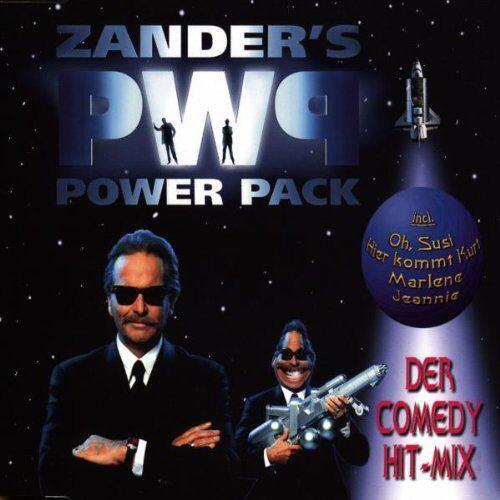 Frank Zander - Der Comedy Hit-Mix - Preis vom 06.04.2020 04:59:29 h