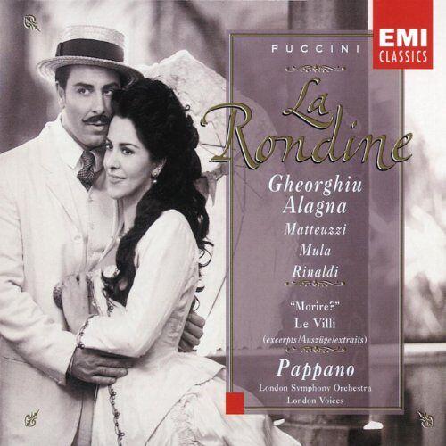 Pappano - La Rondine - Preis vom 20.10.2020 04:55:35 h