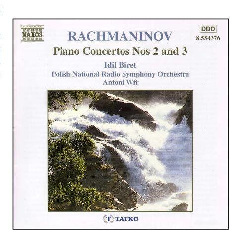 Idil Biret - RACHMANINOV: Piano Concertos Nos. 2 and 3 - Preis vom 16.05.2021 04:43:40 h