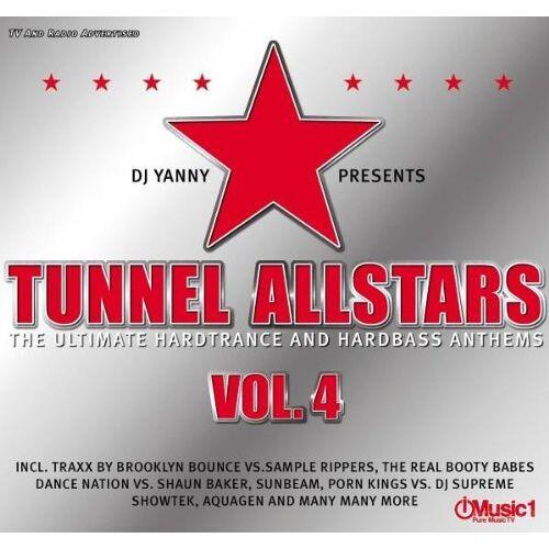 Various - Tunnel Allstars Vol.4 - Preis vom 23.10.2020 04:53:05 h