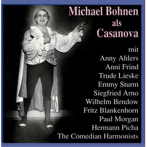 Michael Bohnen - Michael Bohnen als Casanova - Preis vom 20.10.2020 04:55:35 h