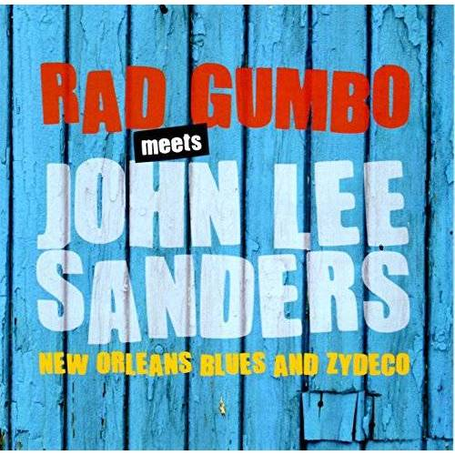 Rad Gumbo - New Orleans Blues and Zydeco - Preis vom 15.04.2021 04:51:42 h