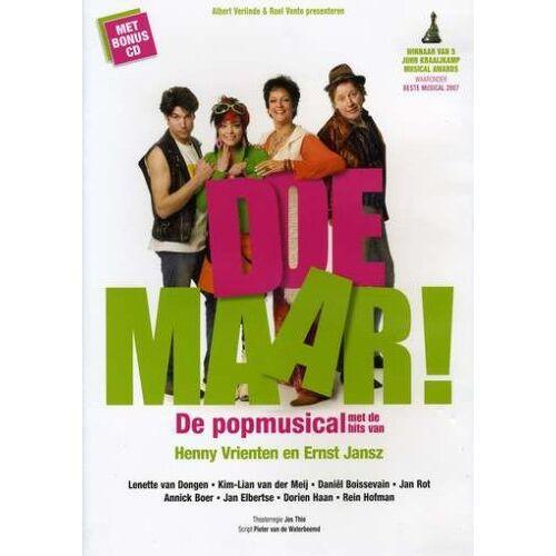 Musical - Doe Maar -Musical + DVD - Preis vom 14.04.2021 04:53:30 h