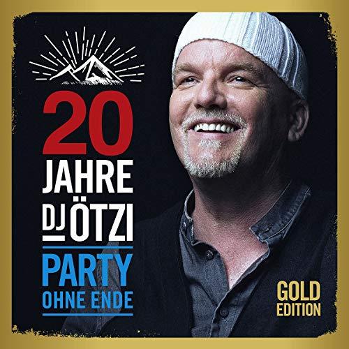 DJ Ötzi - 20 Jahre DJ Ötzi-Party Ohne Ende (Gold Edition) - Preis vom 04.09.2020 04:54:27 h