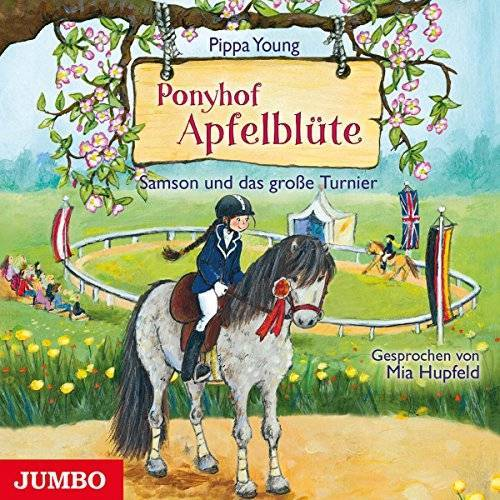 Mia Hupfeld - Ponyhof Apfelblüte 9.Samson Und Das Grosse Turnie - Preis vom 16.04.2021 04:54:32 h