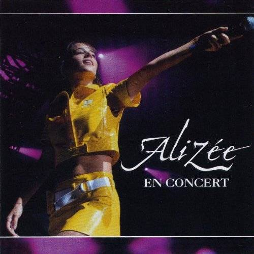 Alizee - Alizee En Concert - Preis vom 24.01.2021 06:07:55 h