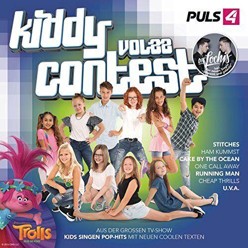 Kiddy Contest Kids - Kiddy Contest,Vol.22 - Preis vom 24.02.2021 06:00:20 h