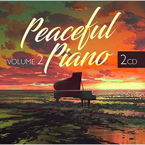 Various - Peaceful Piano Vol.2 - Preis vom 20.10.2020 04:55:35 h