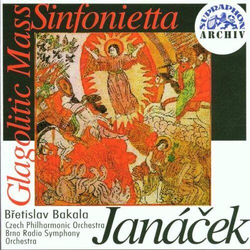Bretislav Bakala - Sinfonietta,Glagolitische Messe - Preis vom 23.02.2021 06:05:19 h