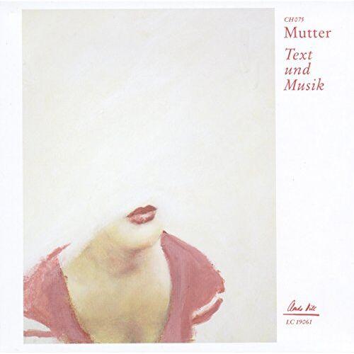 Mutter - Text und Musik - Preis vom 01.03.2021 06:00:22 h