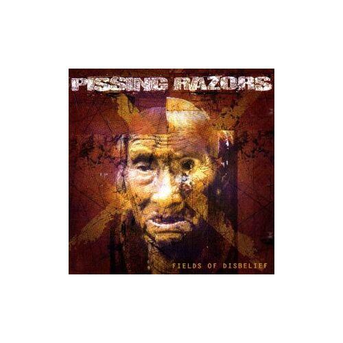 Pissing Razors - Fields of Disbelief (Ltd) - Preis vom 16.04.2021 04:54:32 h