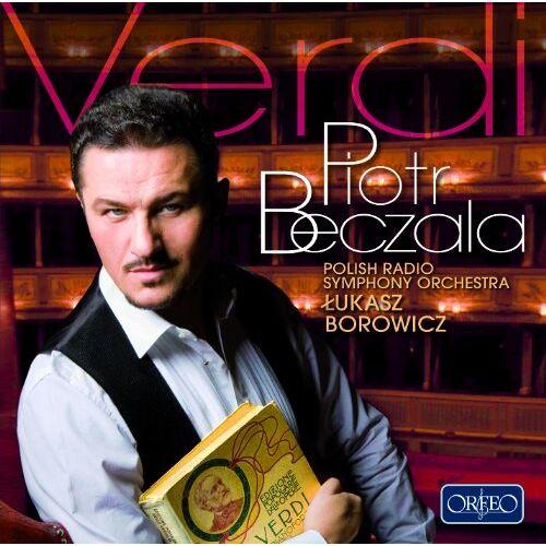 Piotr Beczala - Verdi / Piotr Beczala - Preis vom 14.01.2021 05:56:14 h