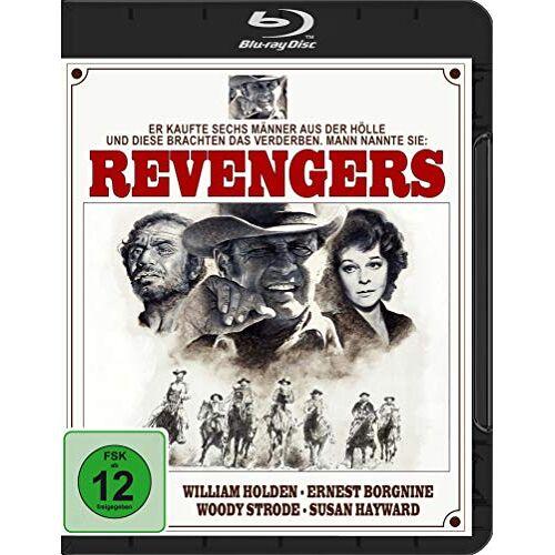 Daniel Mann - Revengers (The Revengers) [Blu-ray] - Preis vom 13.05.2021 04:51:36 h
