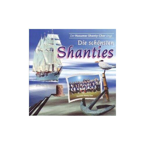 Husumer Shanty Chor - Die schönsten Shanties - Preis vom 27.02.2021 06:04:24 h