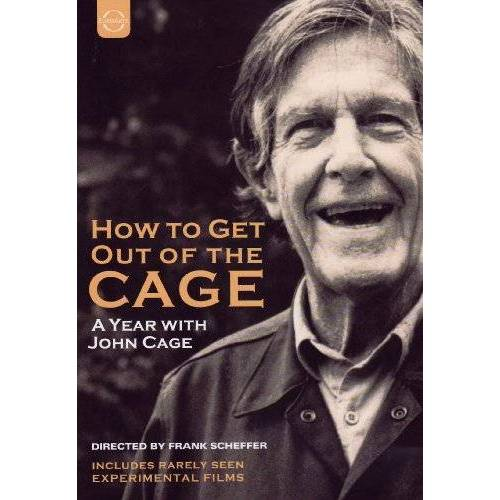 Frank Scheffer - How to get out of the Cage - A Year with John Cage - Preis vom 13.04.2021 04:49:48 h