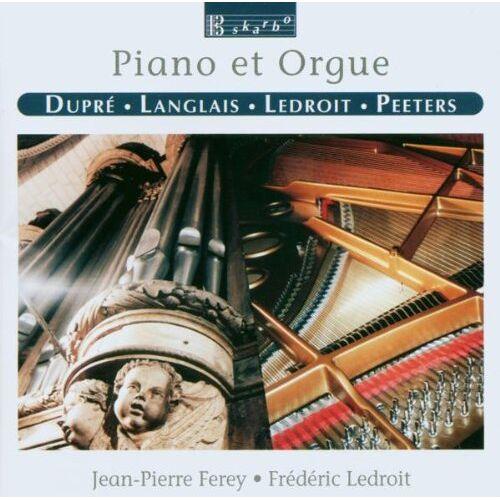 Ledroit Ferey - Klavier und Orgel - Preis vom 20.10.2020 04:55:35 h