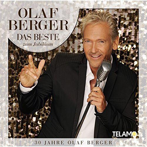 Olaf Berger - Das Beste Zum Jubiläum-30 Jahre Olaf Berger - Preis vom 28.02.2021 06:03:40 h