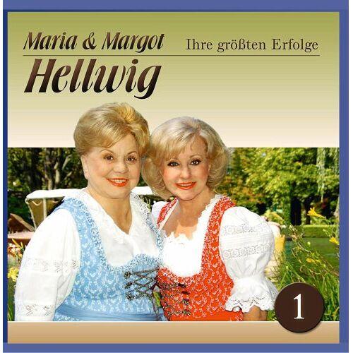 Hellwig, Maria & Margot - Maria und Margot Hellwig - Ihre größten Erfolge 1 - Preis vom 07.05.2021 04:52:30 h