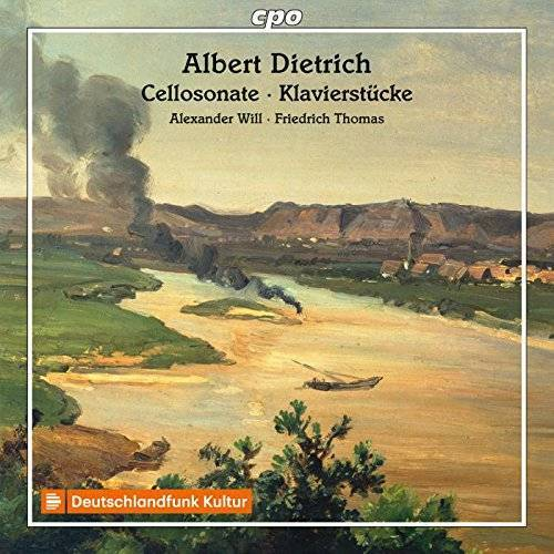 Alexander Will - Werke Für Klavier & Cello; Klavierstücke Solo - Preis vom 25.02.2021 06:08:03 h