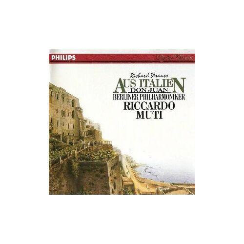 Richard Strauss - Strauss:Aus Italien / Don Juan - Preis vom 20.10.2020 04:55:35 h