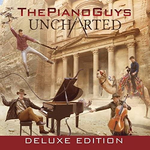 The Piano Guys - Uncharted (Deluxe Version CD+DVD) - Preis vom 16.04.2021 04:54:32 h