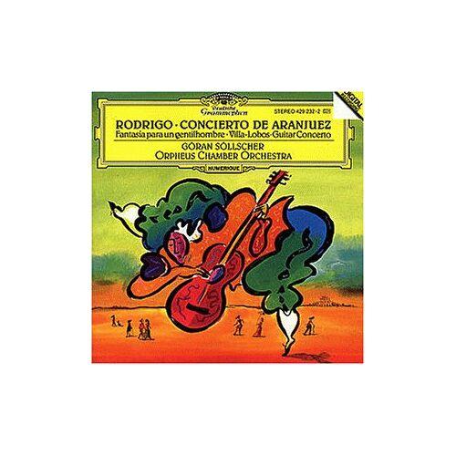 G. Söllscher - Concerto d' aranjuez / Gitarrenkonzert - Preis vom 24.02.2021 06:00:20 h