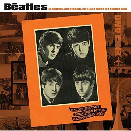 The Beatles - Blackpool,ABC Theatre 1965 (Lim.Col.Vinyl) [Vinyl LP] - Preis vom 20.10.2020 04:55:35 h